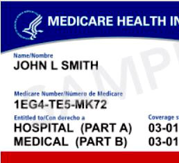 New Medicare Cards are Being Issued