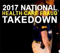 Largest Health Care Fraud Takedown in History