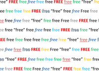 "Is ""Free"" Really Free?"
