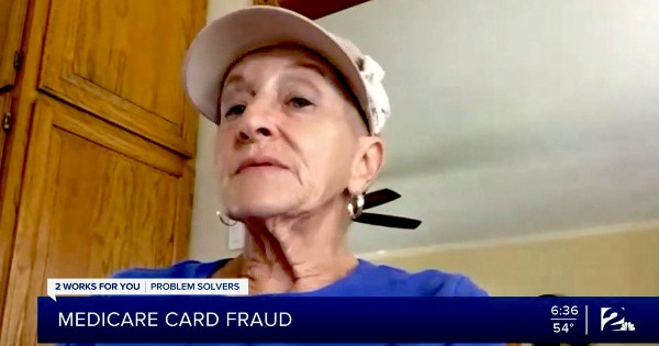 Woman Falls for Medicare Card Scam